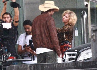 Luc Besson spent 11 days in Taipei filming Lucy, in which Scarlett Johansson plays a drug mule endowed with superhuman abilities