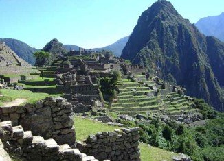 Machu Picchu is the crown jewel in Peru's tourism industry