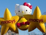 Macy's Thanksgiving Day Parade kicks off at 9 am at 77th Street and Central Park West