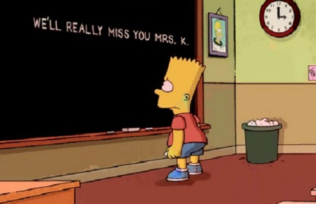 Marcia Wallace has been remembered in The Simpsons' latest episode