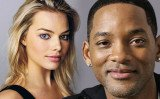 Margot Robbie has created a sensation after pictures of her hamming it up with Will Smith were released