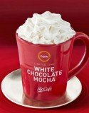 McDonald's is debuting the McCafé White Chocolate Mocha