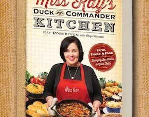 Miss Kay Robertson shares Thanksgiving recipes from Duck Commander kitchen