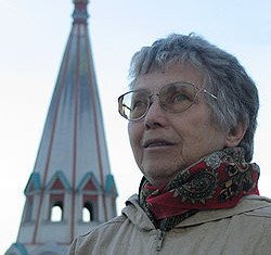 Natalya Gorbanevskaya was arrested for taking part in a 1968 protest in Moscow's Red Square against the Soviet invasion of Czechoslovakia