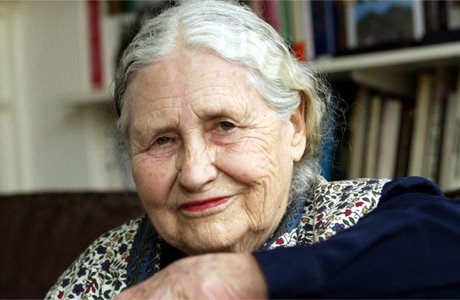 Nobel Prize-winning author Doris Lessing dies at 94