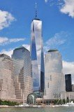 One World Trade Center has been declared the tallest building in the US
