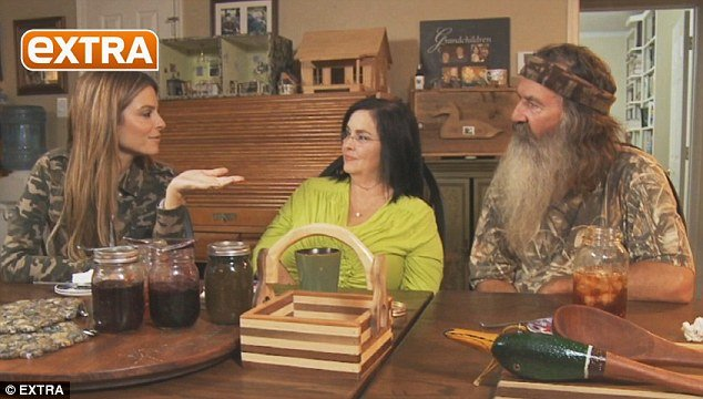 Phil Robertson admitted that his bad behavior once put in jeopardy his 47 year marriage to Miss Kay photo