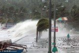 Red Cross officials estimate that at least 1,200 people were killed by Typhoon Haiyan in Philippines