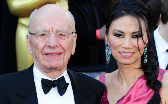 "Rupert Murdoch and Wendi Deng have reached an ""amicable"" divorce settlement to end their 14-year marriage"