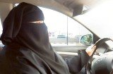 Saudi campaigner Aziza al Yousef has been stopped by police as she was driving through Riyadh
