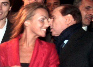 Silvio Berlusconi got married to Francesca Pascale in a secret ceremony at his house