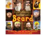 Simon & Schuster will release Everything's Better With a Beard in March 2014