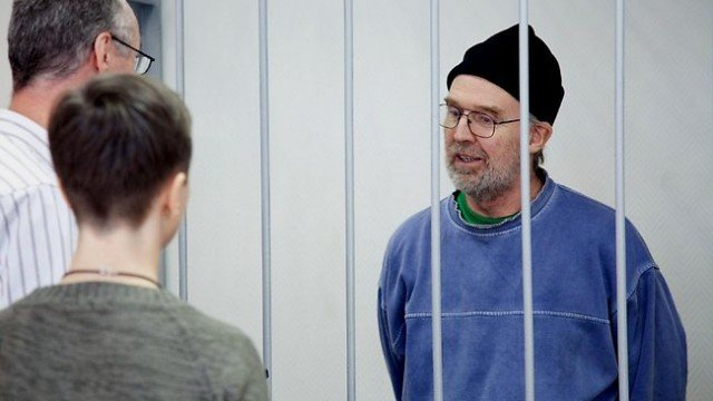 Tasmanian Greenpeace activist Colin Russell will remain in the Russian jail for three more months