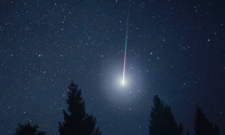 The 2013 Leonid meteor shower will be at its best Saturday night