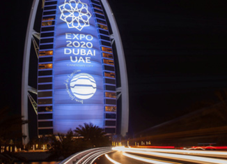 The 2020 World Expo trade convention will be host by Dubai