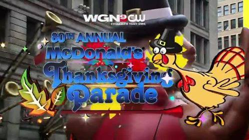 The 80th Annual McDonald's Thanksgiving Parade kicks off the season with a fun-filled morning in the heart of Chicago downtown