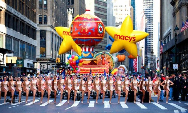 The 87th Annual Macy's Thanksgiving Day Parade returns to kick-off this year's holidays