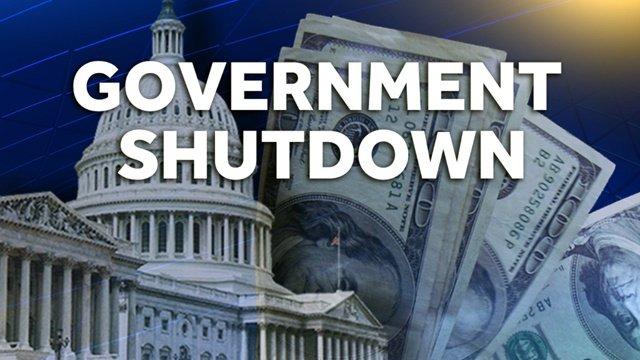 Government Shutdown Obama US government shutdown...