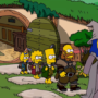 The Simpsons Hobbit spoof sneak peek