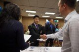 The US economy added a better-than-expected 204,000 jobs in October 2013