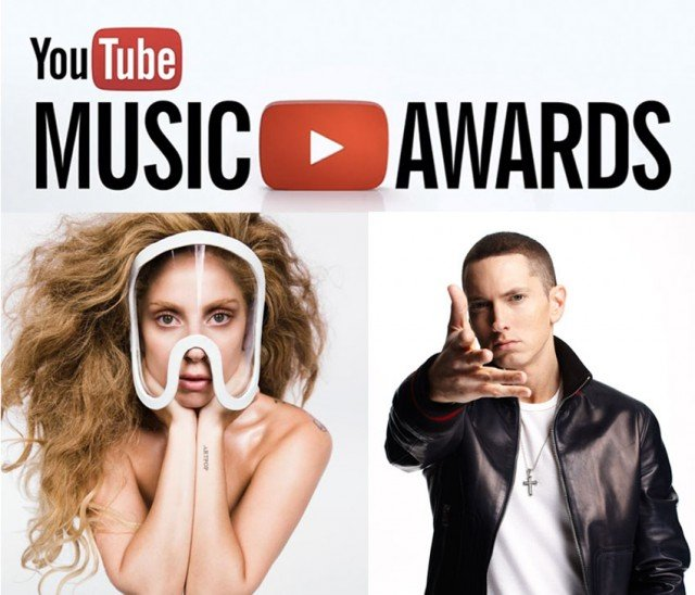 The inaugural YouTube awards reflect an increasing trend for people to turn to the internet, rather than television and radio, for music and video