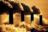 The levels of gases in the atmosphere that drive global warming increased to a record high in 201