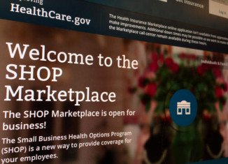 The marketplace website allowing employers to buy health coverage for their workers will be put off by one year until November 2014