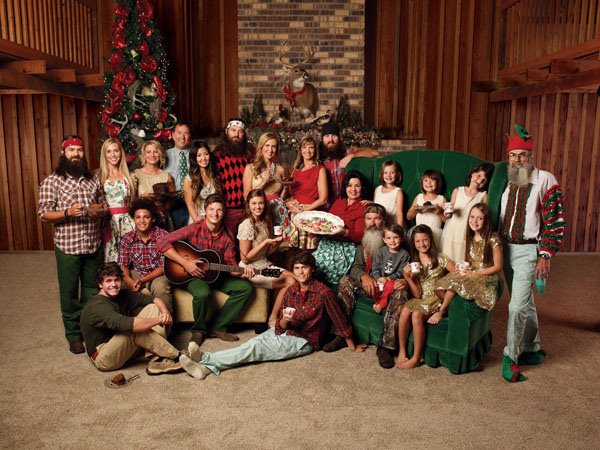 This year's Duck Dynasty Christmas special set to air on December 11th photo