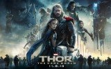 Thor: The Dark World has topped the US box office for a second week