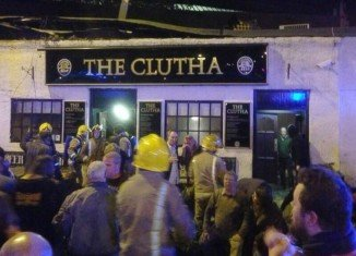 Three people inside the helicopter and five people inside The Clutha pub were killed after the Police Scotland aircraft came down