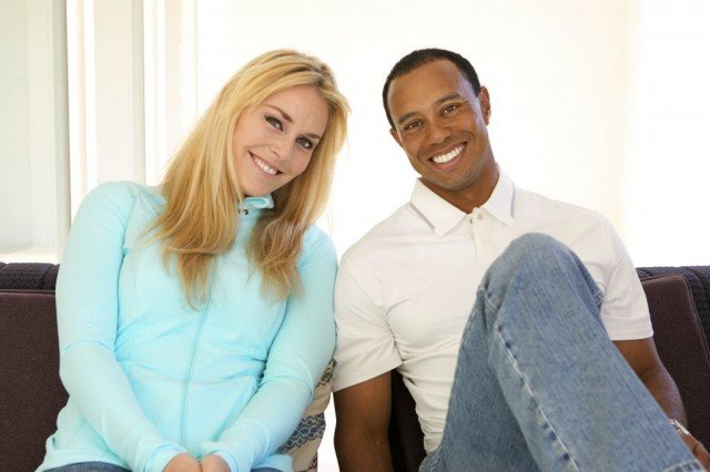 Tiger Woods hasn't planned on being at the Winter Games in Sochi to support girlfriend Lindsey Vonn