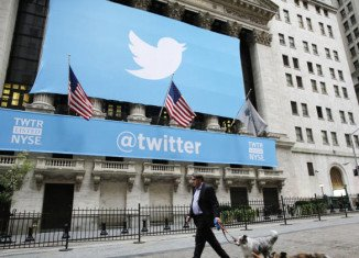 Twitter's shares opened at $45.10 each in the first minutes of trading on the NYSE