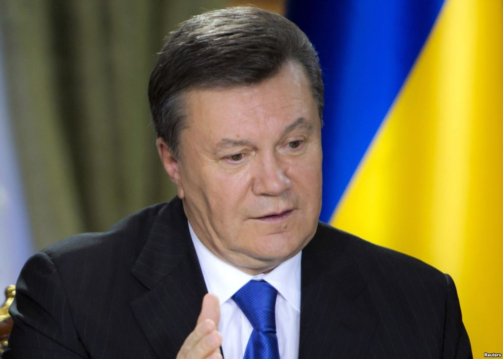 Viktor Yanukovych hoped for the return of the Crimea to Ukraine 06.07.2017 12