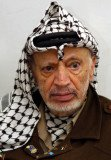 Yasser Arafat had high levels of radioactive polonium in his body