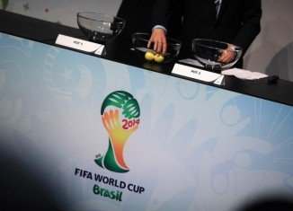2014 FIFA World Cup final draw