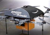 Amazon has announced it is testing unmanned drones to deliver goods to customers