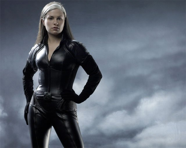 Anna Paquins character Rogue will no longer feature in X Men Days of Future Past photo