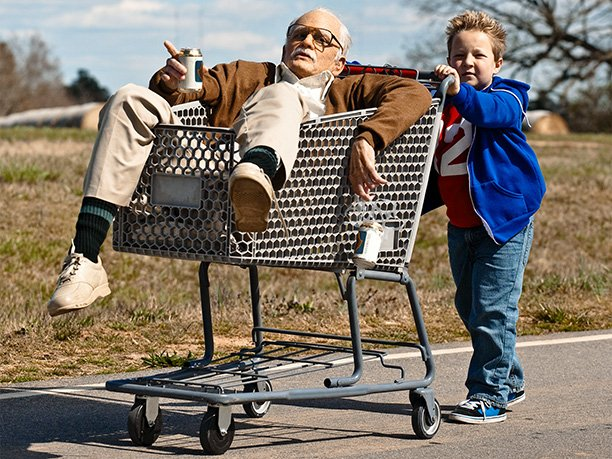 Bad Grandpa is making Oscars 2014 makeup shortlist