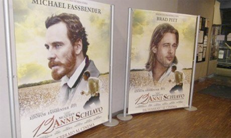 BiM Distribuzione has apologized after releasing unauthorized posters which promoted white actors over black actors in Twelve Years A Slave photo