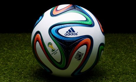 Brazuca's design is said to be inspired by vibrant colors, passion and heritage of Brazil