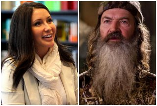 "Bristol Palin entered the Duck Dynasty controversy saying that gay activists are ""hypocritical"" to take offense at Phil Robertson's remarks"