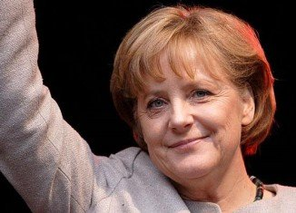 Bundestag has confirmed Angela Merkel as Germany's chancellor for a third term