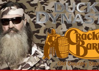 Cracker Barrel announced it was pulling select Duck Dynasty products from its shelves following Phil Robertson's controversial comments