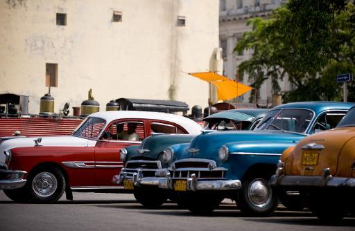 Cuban government also lifted restrictions on private individuals buying new and second hand cars photo