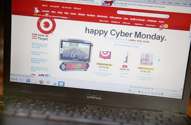 Cyber Monday fell on December 2 in 2013