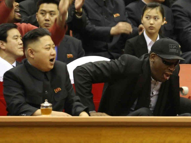 Dennis Rodman is heading to North Korea for a five-day visit