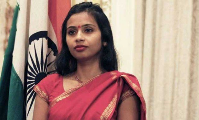 Devyani Khobragade's detention on charges of visa fraud and underpayment of her housekeeper sparked outrage in India 640x387 photo
