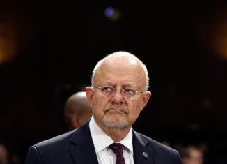 Director of National Intelligence James Clapper showed the NSA spying started in October 2001