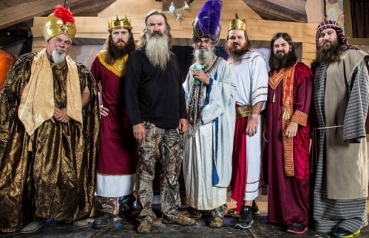 Duck Dynasty Christmas Special averaged 8.9 million viewers