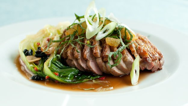 Duck and Dressing  photo